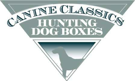Canine Classics Hunting Dog Boxes