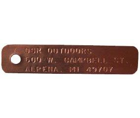 Copper Trap Tags